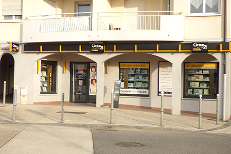 Agence immobilièreCENTURY 21 CD Immo, 74150 RUMILLY